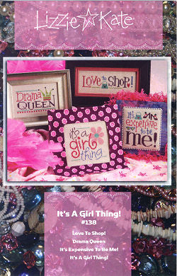 It's a Girl Thing Lizzie Kate Chart