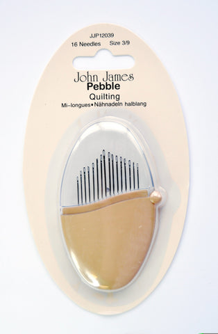 John James Pebble Quilting Needles