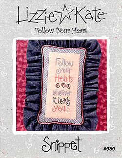 Follow Your Heart Snippet Lizzie Kate Chart