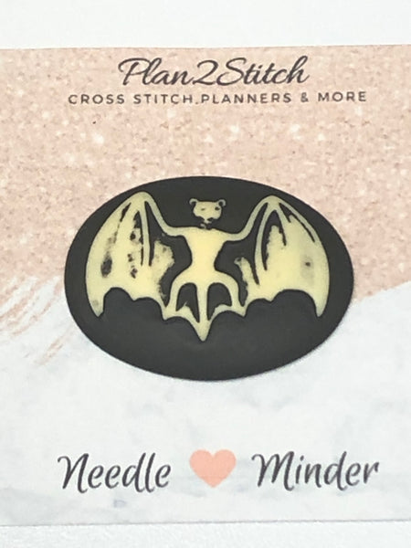Batty Antique Needle Minder