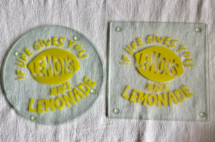 If Life...Make Lemonade Trivet