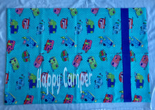 Pillow Case—Happy Camper