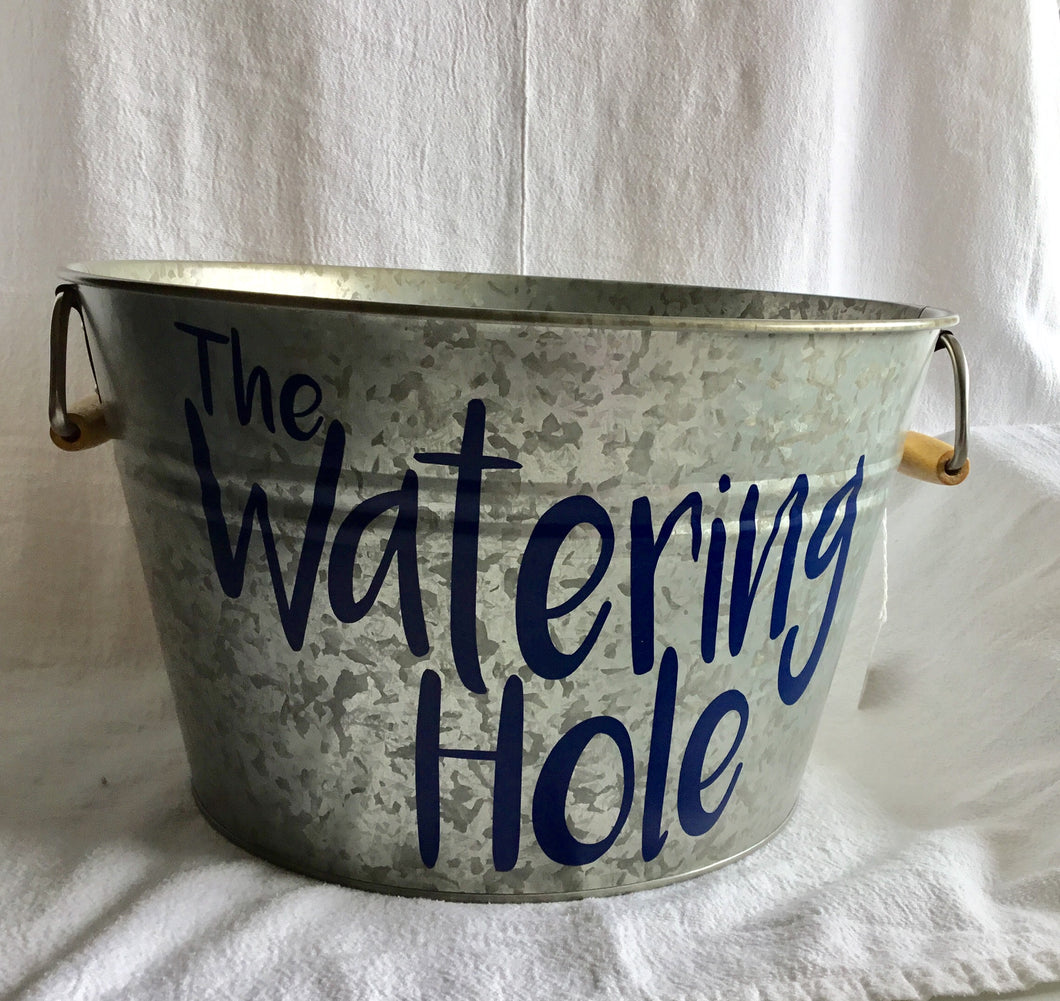 Watering Hole Beverage Tub
