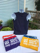 Got Spirit? Sleeveless T-Shirt