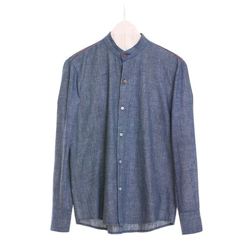 KHADI CHAMBRAY SHIRT