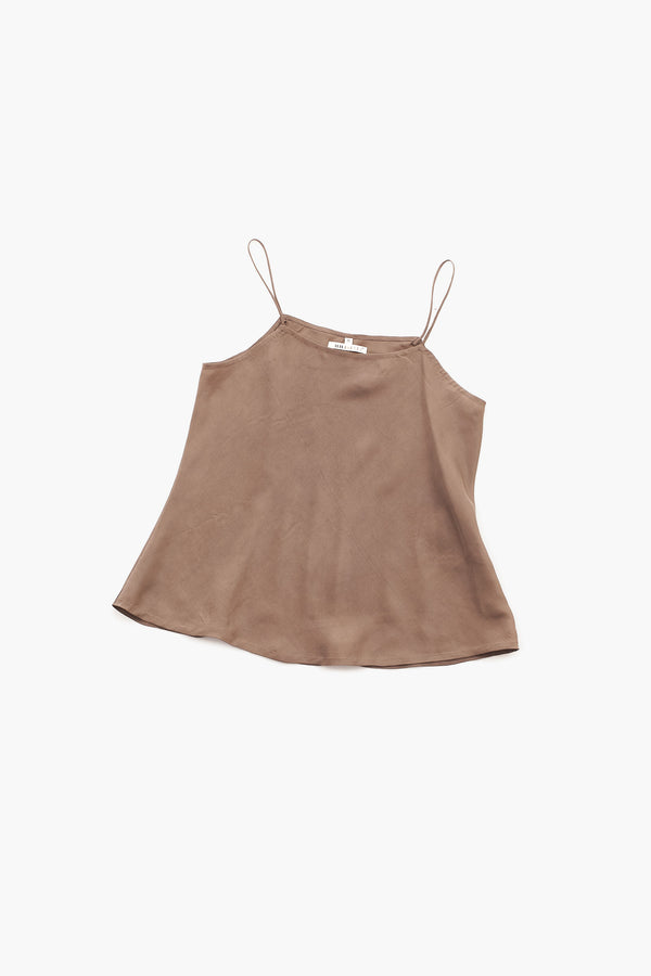 THE ESSENTIAL SILK TOP