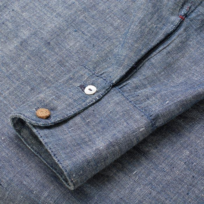 HANDSPUN CHAMBRAY SHIRT