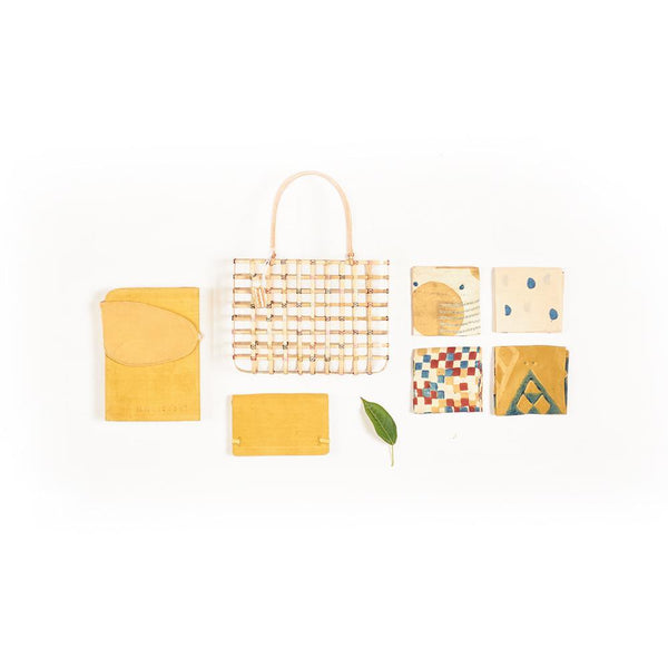 ESSENTIAL KIT (yellow ocher)