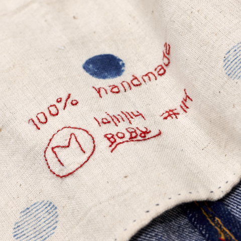 WWORKER (women, khadi denim)