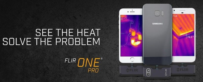 Introducing the FLIR One Pro !
