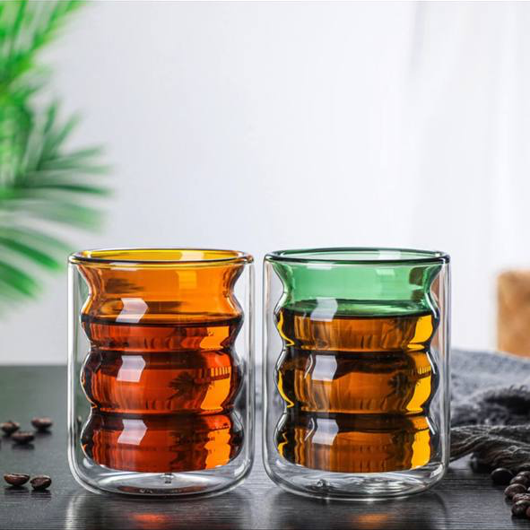Mersk Double Walled Glass