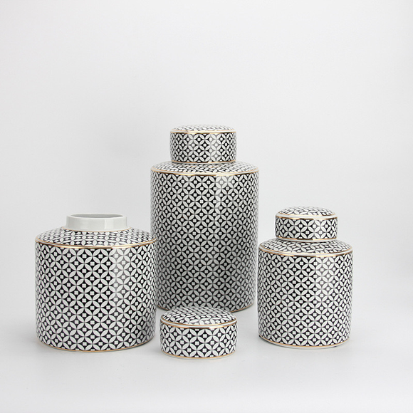 Vasilis 3-pc Jar Set