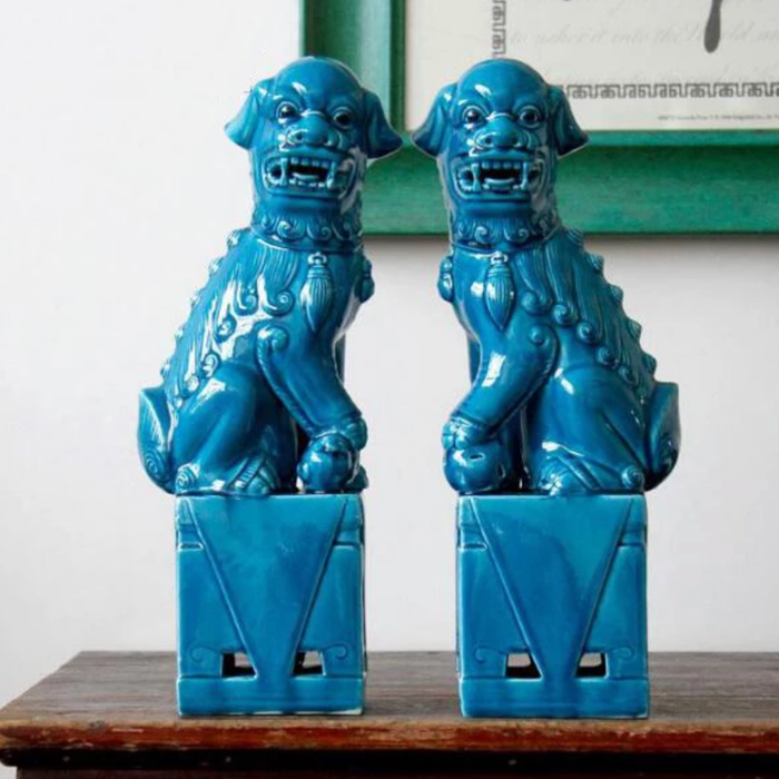 Foo Dog Decor