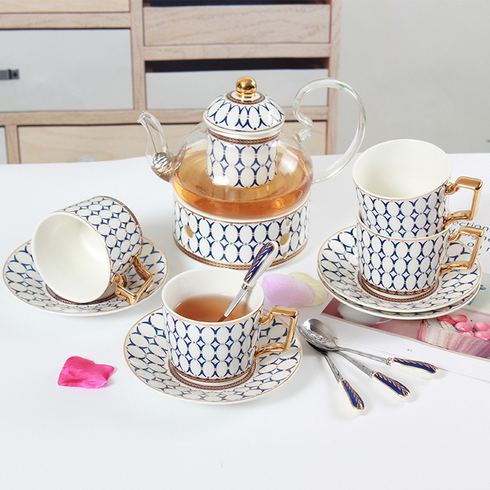 Zarri Tea Set