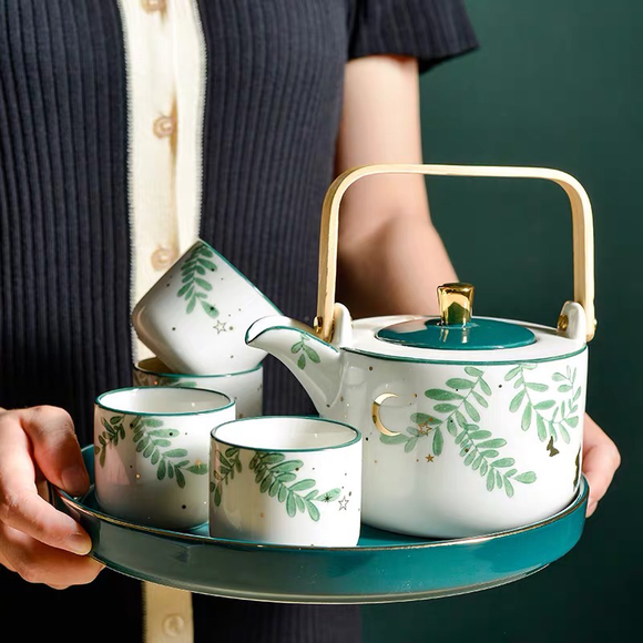 Daphne Tea Set