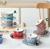 Alhambra Cups and Saucers