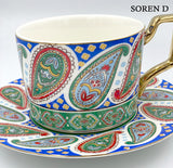 Soren Cups and Saucers