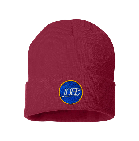 Maroon Winter Hat