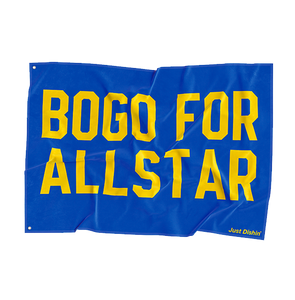 Bogo for Allstar Flag