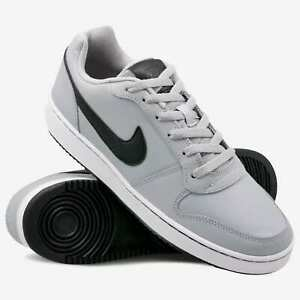 "Men's Nike Ebernon low ""Wolf Grey/Black"""