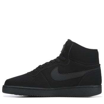 "Men's Nike Ebernon Mid ""Black"""