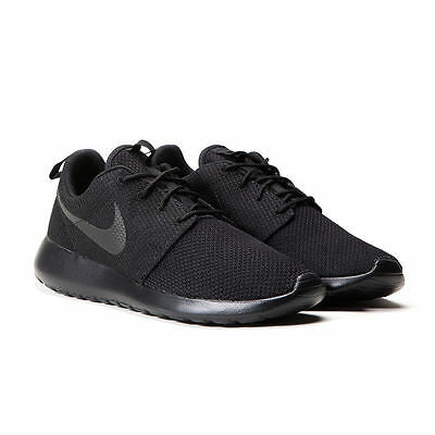 "Men's Nike Roshe Run ""Black"""