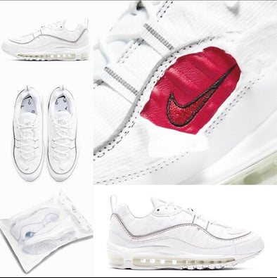2020 Wmns Nike Air Max 98 Lx SZ 9 White