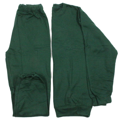 Upstate / Riverhead / Yaphank Correctional Facility Green Sweatsuit