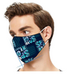 Mens 3 Ply Printed Mask