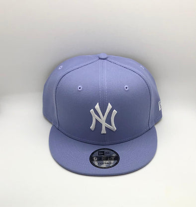 New York Yankees New Era Team Color 59FIFTY Snapback Hat