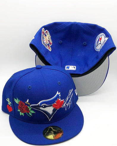 New Era Toronto Blue Jays MLB Team Classic 39THIRTY Flex Hat - Black