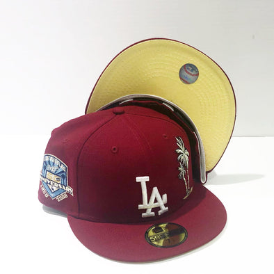 Los Angeles Dodgers New Era 2021 Gold Program 59FIFTY Fitted Hat