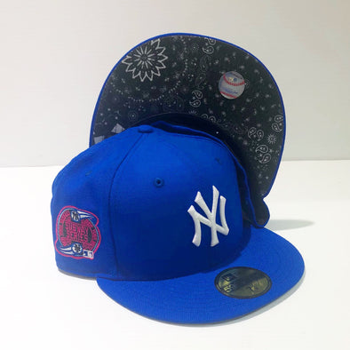 NEW YORK YANKEES NEW ERA GAME AUTHENTIC COLLECTION ON-FIELD 59FIFTY FITTED HAT