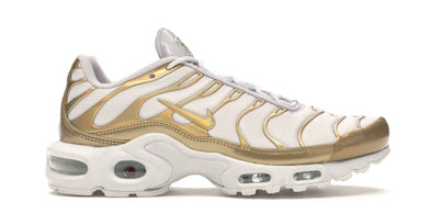 Women's Nike Air Max Plus Vast Grey Metallic Gold