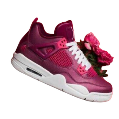 Nike Air Jordan 4 Retro GS For The Love Of The Game Women