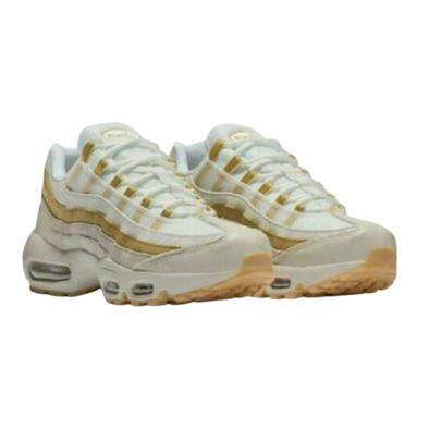 Nike Air Max 95 Desert Sand Metallic Gold Womens