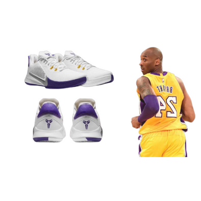 Nike Mamba Fury Lakers Home