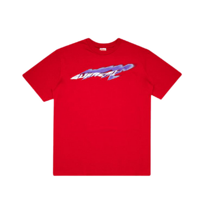 Supreme Wind Tee  �SS 21� red