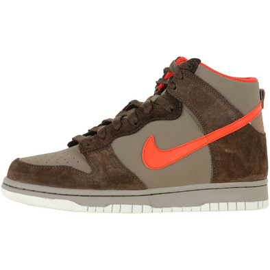 "Nike Dunk High (Big Kids) ""Dark Cinder"""