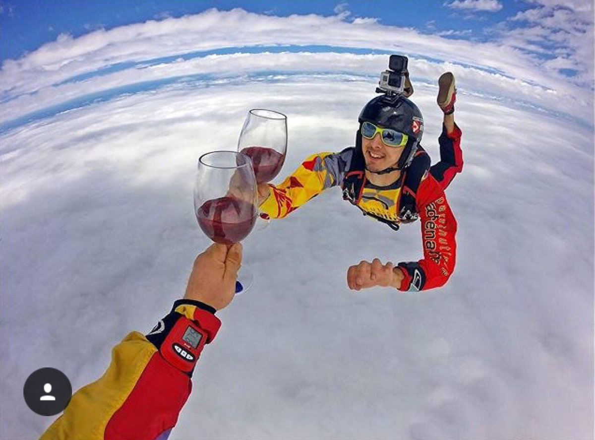 Sky Diving – Gonaturalista com - Natural wine delivery in