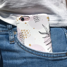 Abstract Leaf Phone Case