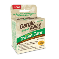 Gargle Away Packet