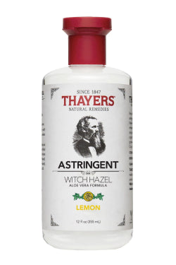 Thayers Witch Hazel - Lemon (Astringent)
