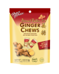 Ginger Chews (Peanut Butter)