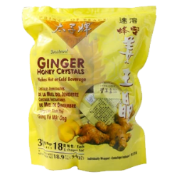 Ginger Honey Crystals Original Flavor