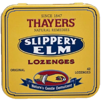 Thayers Slippery Elm Original 42 Lozenge