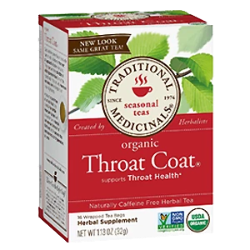 Throat Coat Tea