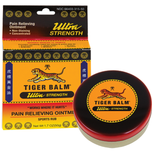 Tiger Balm Ultra Strength