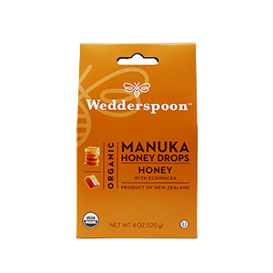 Organic Manuka Honey Drops