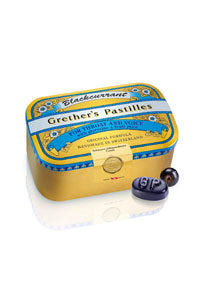 Grether's Pastilles Blackcurrant 15oz